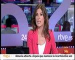Lara Siscar 24h Noticias 17-9-2012