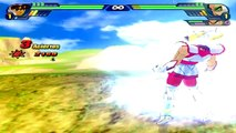Seiya vs Raditz Nappa Vegeta - Dragon Ball Z Budokai Tenkaichi 3 (MOD)