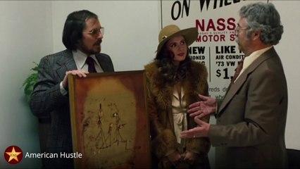 American Hustle Trailer (deutsch)