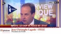 Jean-Christophe Lagarde (UDI): « On peut essayer de ne pas rêver pendant 3 ans pour avoir la gueule de bois pendant 5 ans »