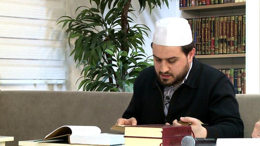 6) Tarikat-ı Muhammediyye Okumaları - Kur'an'a Sarılmak [Hadisler Işığında-4] - Nureddin Yıldız