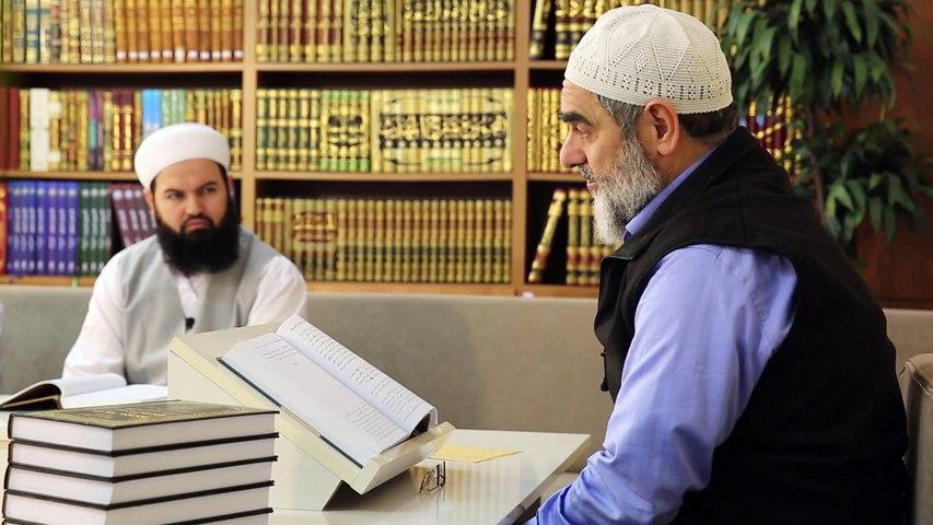 7) Tarikat-ı Muhammediyye Okumaları - Kur'an'a Sarılmak [Hadisler Işığında-5] - Nureddin Yıldız