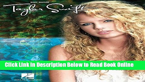Read Taylor Swift for Easy Guitar: Easy Guitar with Notes   Tab  PDF Free