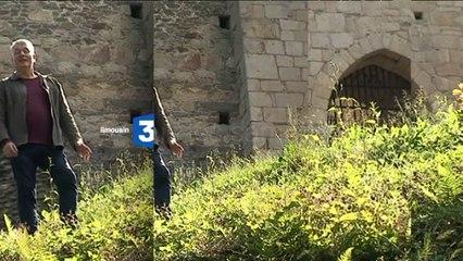 """Les """"pages châteaux"""" de Martial Code-Boisse : du 2 juillet au 4 septembre sur France 3 Limousin"""