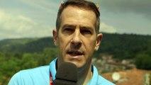 Présentation - Etape 15 par Julien JURDY (Directeur Sportif - AG2R) - Tour de France 2016