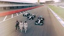 Rosberg and F1 Friends - Back in Hockenheim