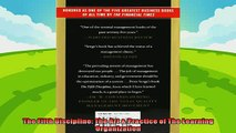 complete  The Fifth Discipline The Art  Practice of The Learning Organization