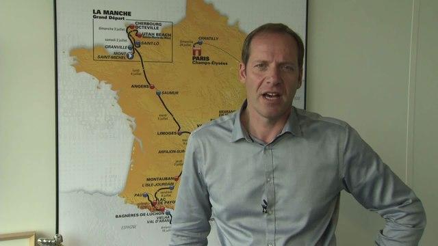 Cyclisme - Tour de France - 4e étape : Prudhomme «La plus longue étape du Tour»