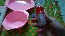 Barrel O slime withoutGuar gum,baking soda and baking powder with 2 things