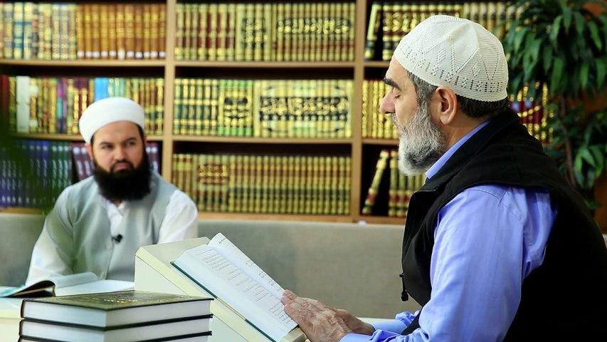 8) Tarikat-ı Muhammediyye Okumaları - Sünnete Sarılmak [Ayetler Işığında - 1] - Nureddin Yıldız