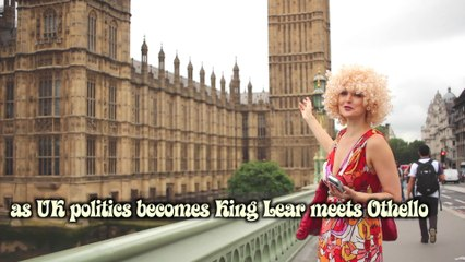 Ep 20 'Confusion never stops' Songs of Brexit by The Singing Psychic