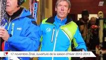 Val d'Anniviers Video - Zinal ski 17 novembre 2012