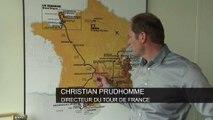Cyclisme - Tour de France - 6e étape : Prudhomme «La dernière étape pour les sprinteurs»