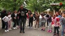 « Danse du mal au dos » :  Mokobe retourne secouer son école