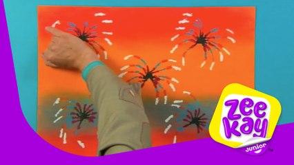 Firework Make! | Mister Maker | ZeeKay Junior