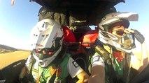 Rallye Aïcha des Gazelles 2016 - TEAM GAZELLES 06 - Equipage 25