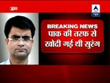 Jammu: 100 feet tunnel found at Indo-Pak border