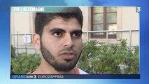 Allemagne: Un réfugié syrien trouve 150.000 euros et les remet aux autorités - ZAPPING ACTU HEBDO DU 02/07/2016