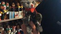 Yves cultive la passion des jouets anciens