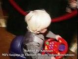 [Vietsub] Prince và Paris Jackson - Video tại nhà của Michael Jackson