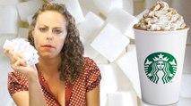 You Won't Believe The Sugar in Starbucks Coffee! Worst Starbucks Drinks, Nutrition Secrets