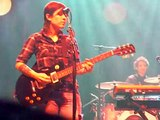 Tegan and Sara - NYC 10/6 - 4 of 19 - Walking With a Ghost
