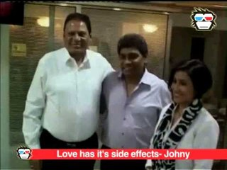 Comedians are no heroes, so no chance for love.. says Johny Lever