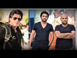 Shahrukh 'fired' Vishal-Shekhar!
