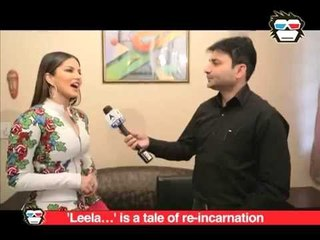 SUNNY LEONE EXCLUSIVE INTERVIEW TO FILMY MONKEY.COM