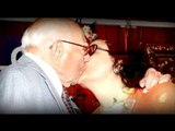 Ram Jethmalani 'kisses' Leena