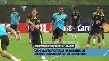 Dani Alves deja al Barcelona para llegar a la Juventus Titulares y Más Telemundo Deportes
