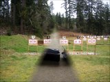 Shooting the Glock 23 at the Range