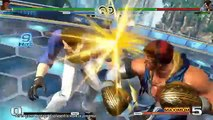The King of Fighters XIV Team South America Gameplay Trailer