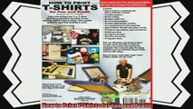 different   How to Print TShirts for Fun and Profit