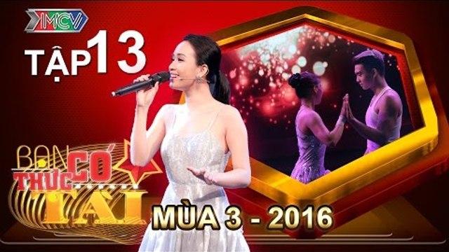 BẠN CÓ THỰC TÀI | Mùa 3 - Tập 13 | Ái Phương xinh đẹp ngồi ghế nóng tìm tài năng | 20/06/2016