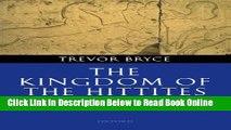 Download The Kingdom of the Hittites  PDF Online