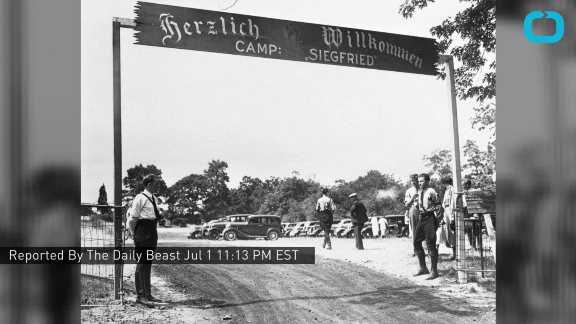 Summer Camp In 1930s Long Island Hitler Youth Style