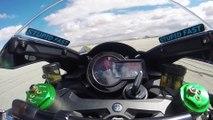 Sport Rider/Brock's Performance Kawasaki Ninja H2 project bike goes 226.9 mph