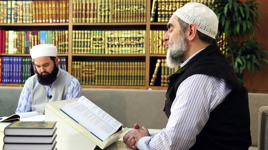9) Tarikat-ı Muhammediyye Okumaları - Sünnete Sarılmak [Ayetler Işığında - 2] - Nureddin Yıldız