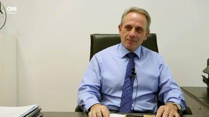 Δημήτρης Ανδρέου, Αντιπρόεδρος διοίκησης Αμερικανικού Κολλεγίου