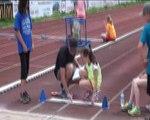 Championnat départemental de Haute-Saône d'athlétisme Collèges 13 mai 2015