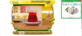 """Lipton Akıllı Çay Bardağı-1 """"Sarımsak"""""""