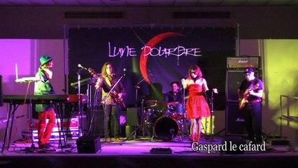 Lune Pourpre en concert Live par Mathieu Vignal