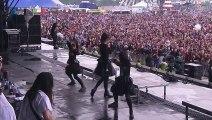 160610 Download Festival U K  BABYMETAL - KARATE - video