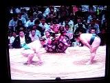 Sumo Nagoya 2009 Day 15: Baruto vs Kotoshogiku