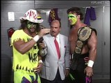 Lex Luger, Randy Savage, Sting, Harlem Heat, Steiners promo on WCW Monday Nitro 24.06.1996