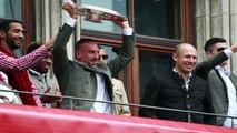 Franck Ribéry à Lille en fou du volant