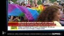 GayPride 2016 : Après l'attentat d'Orlando, le parcours parisien est sous haute tension (Vidéo)