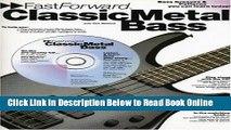 Download Fast Forward Classic Metal Bass (Fast Forward (Music Sales))  Ebook Online