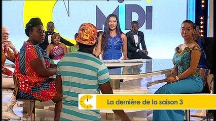 C'Midi du 1er juillet avec Caroline Dasylva - Dernière émission de la saison 3 - Partie 1
